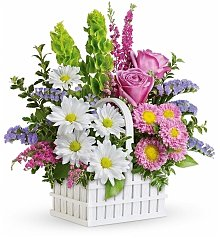 Flower Bouquets: Home for Easter Bouquet