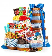 Gift Towers: Good Times Candy Tower