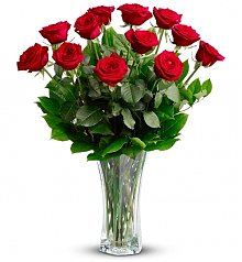 Roses: Red Roses Anniversary Bouquet