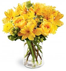 Flower Bouquets: Bright Birthday Bouquet